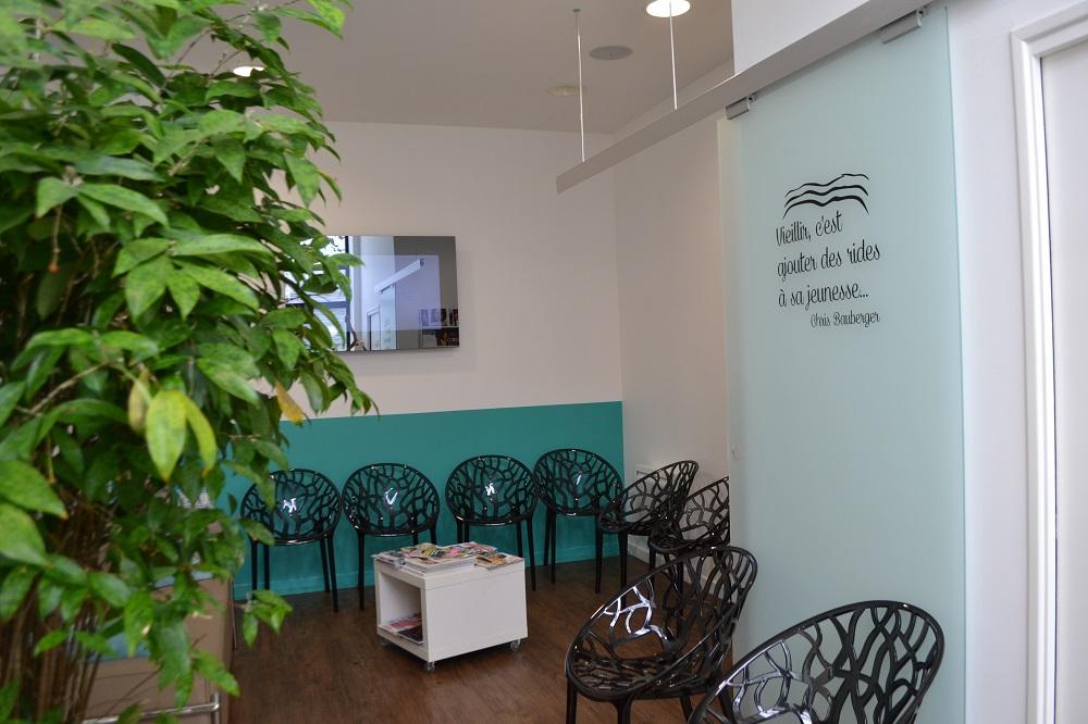 salle d'attente carre esthetique lafayette